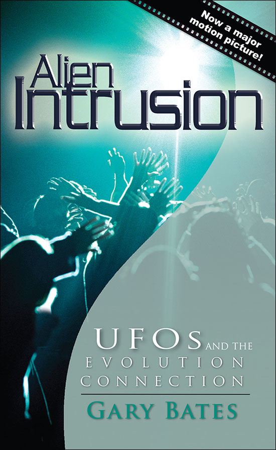 Alien Intrusion -UFOs and the evolution connection