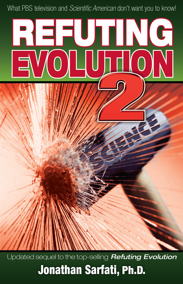 Refuting Evolution 2, updated