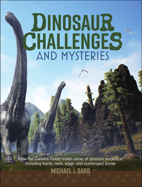 Dinosaur Challenges and Mysteries