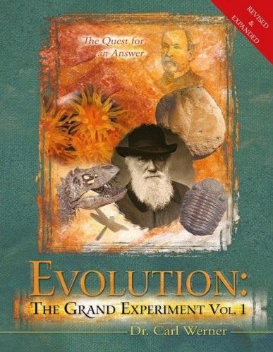 Evolution: The Grand Experiment Volume 1