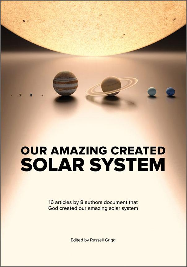 Our Amazing Created Solar System