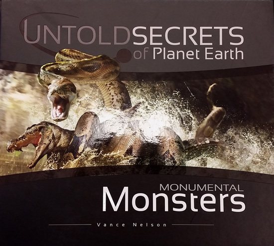 Untold Secrets of Planet Earth Expedition