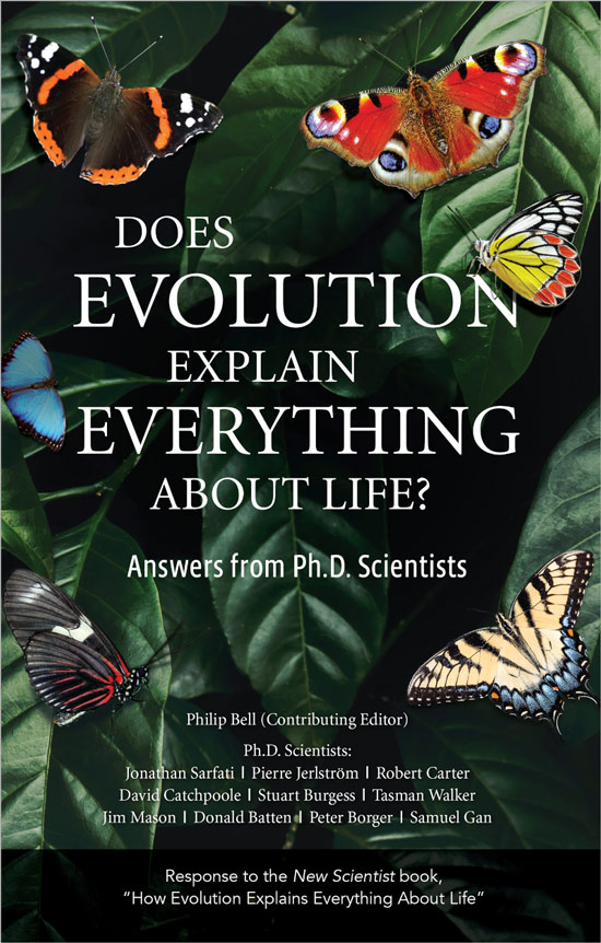 Does Evolution Explain Everything About Life?