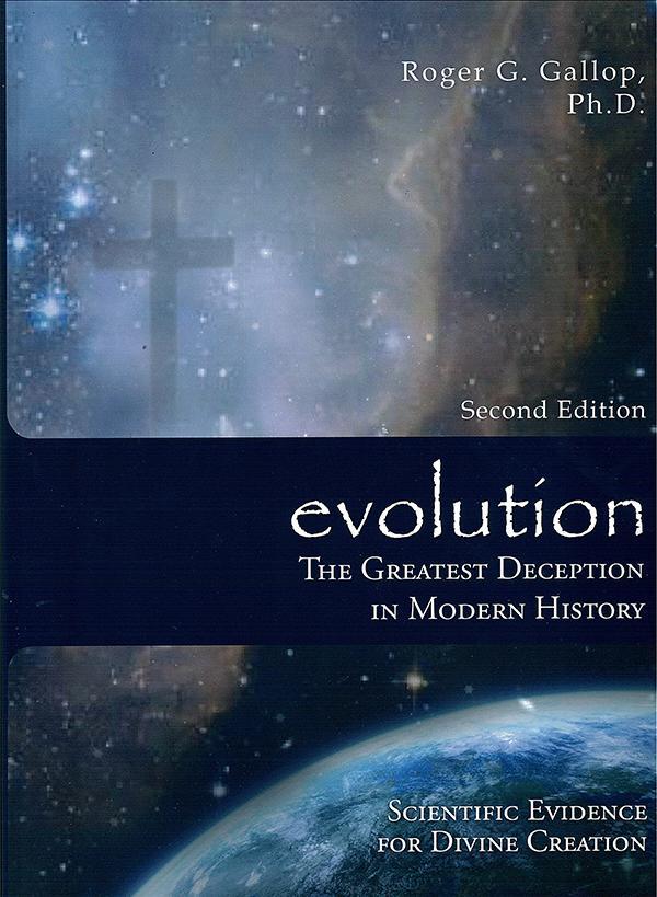 Evolution: The Greatest Deception