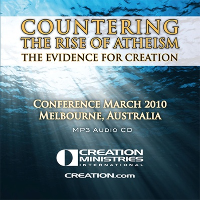 Countering the Rise of Atheism, CD
