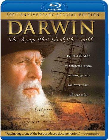 Darwin: The Voyage that Shook the World Blu-ray