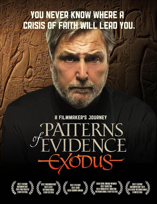 Patterns of Evidence: Exodus Blu-ray