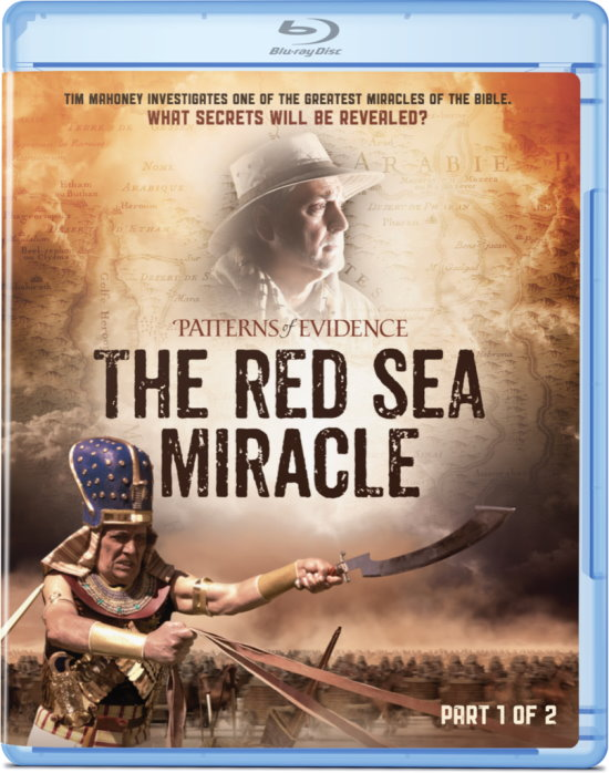 Patterns of Evidence: The Red Sea Miracle Blu-ray (Part 1)