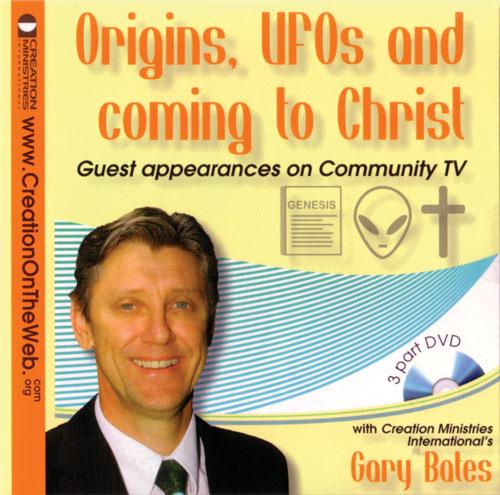 Origins, UFOs and Coming to Christ
