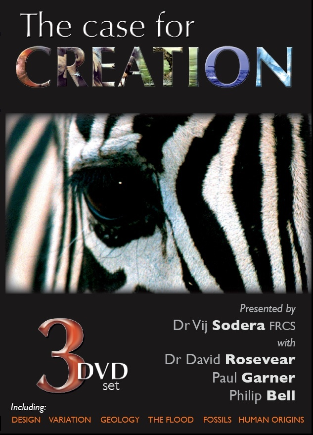 The Case for Creation, 3 DVD set
