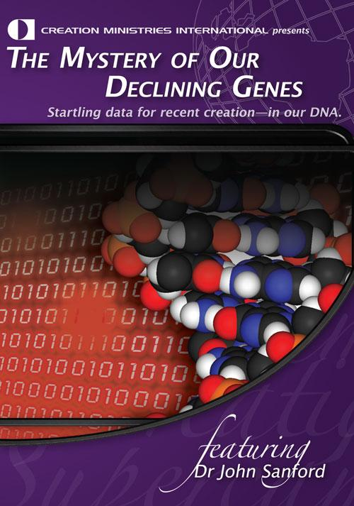 The Mystery of Our Declining Genes