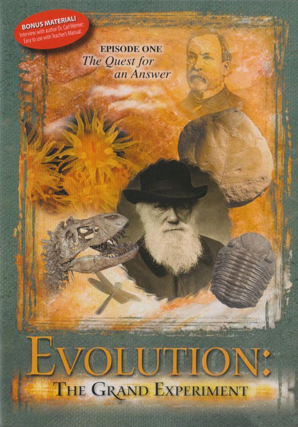 Evolution: The Grand Experiment, Episode 1