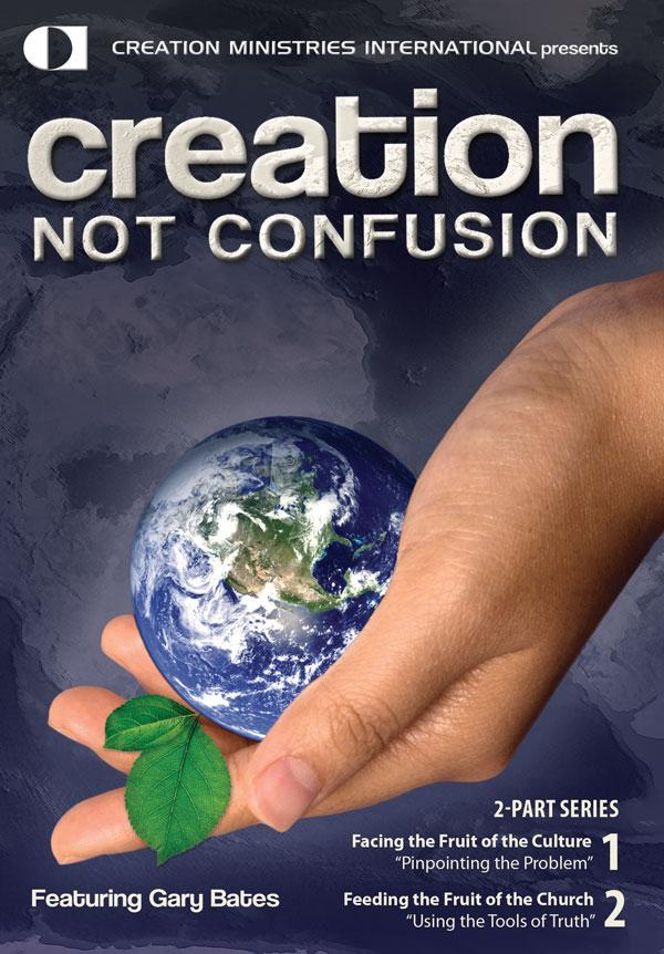 Creation not Confusion, 2 DVD set