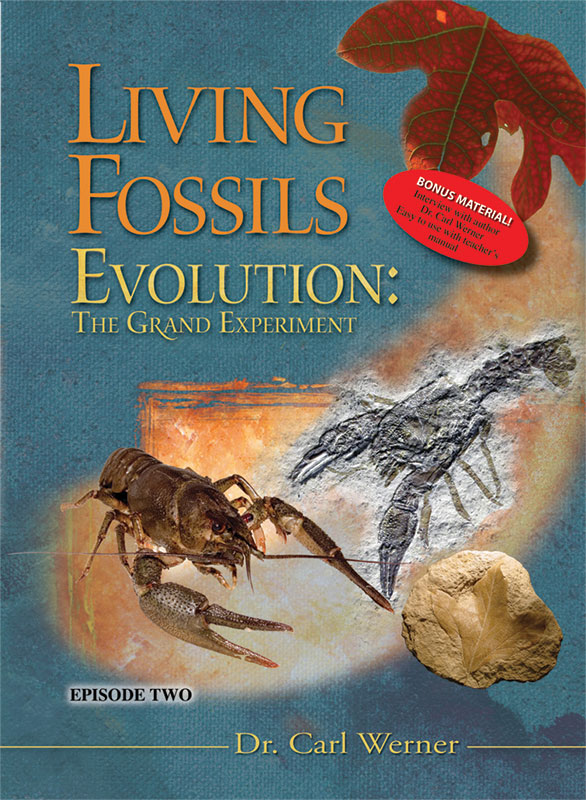 Living Fossils-Grand Experiment Ep2