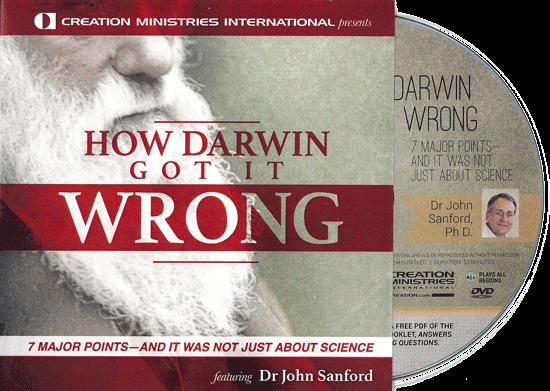 How Darwin Got It Wrong, sleeved packaging
