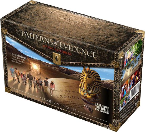 Patterns of Evidence: Young Explorers boxed set