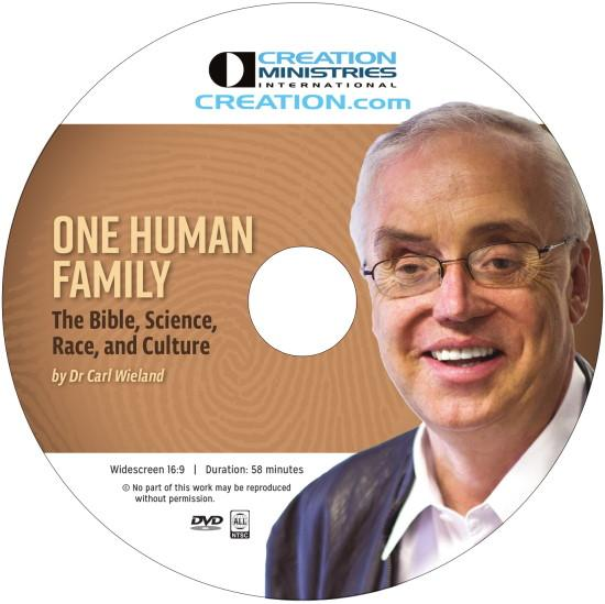 One Human Family DVD