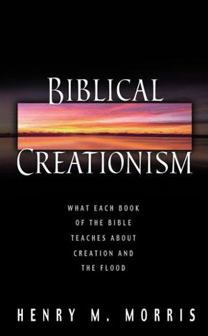 Biblical Creationism