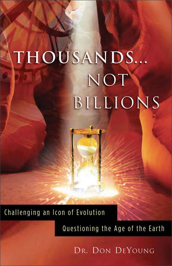 Thousands ... Not Billions