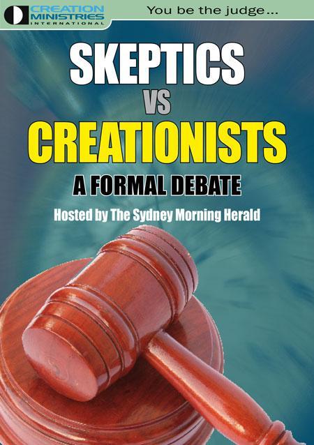 Skeptics vs Creationists