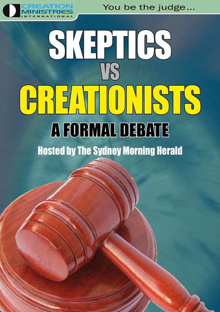 Skeptics vs Creationists