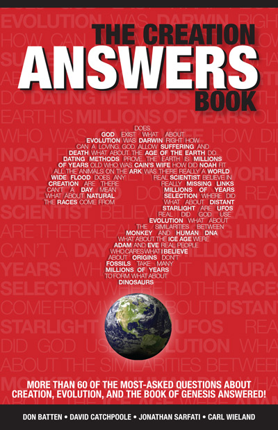 The Creation Answers Book