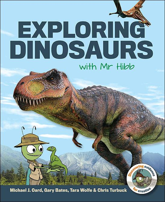 Exploring Dinosaurs with Mr Hibb