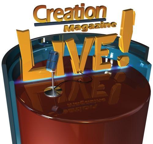 Creation Magazine LIVE! Season 2, Ep 13-18