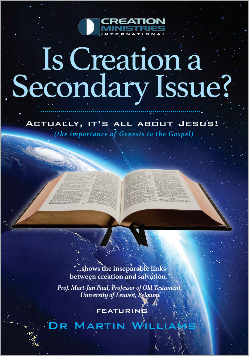 Is Creation a Secondary Issue?