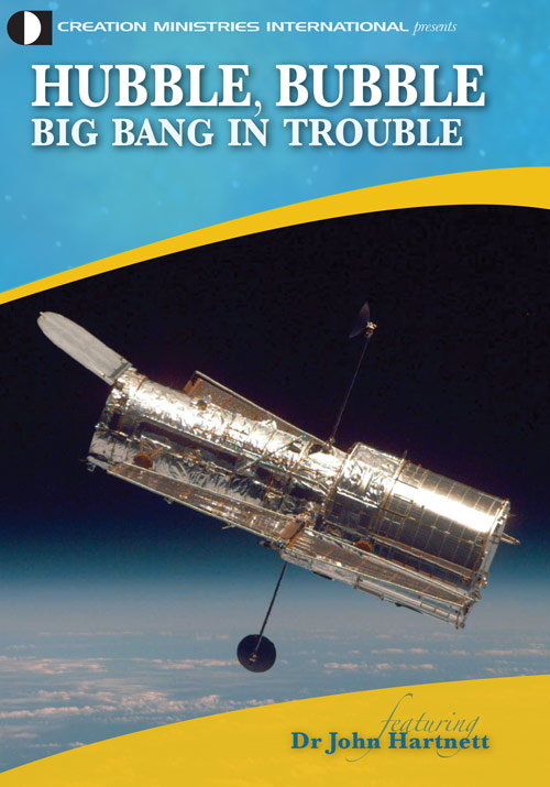 Hubble, Bubble: Big Bang in Trouble (Video Download)