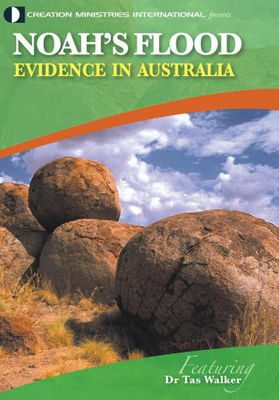 Noah's Flood: Evidence In Australia