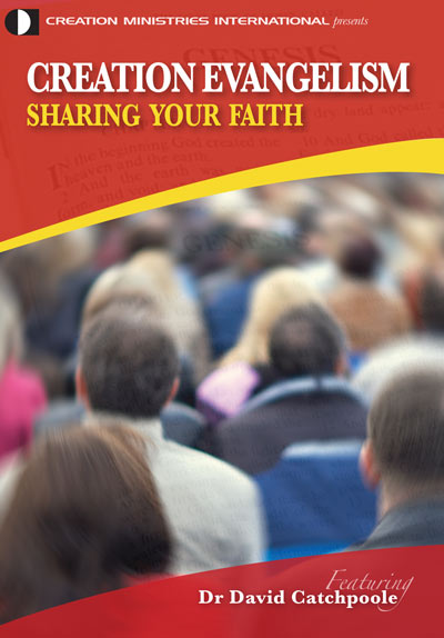 Creation Evangelism: Sharing Your Faith (Video Download)