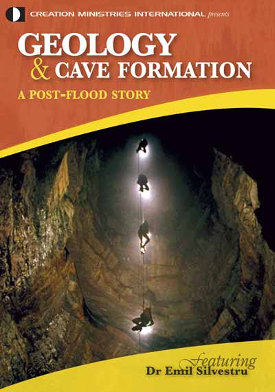 Geology & Cave Formation: A Post-Flood Story (Video Download)
