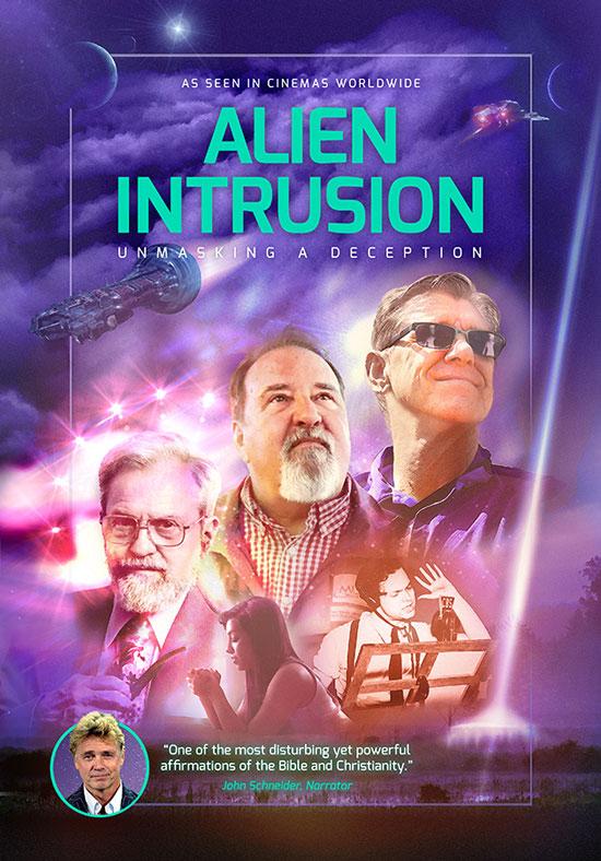 Alien Intrusion movie SD