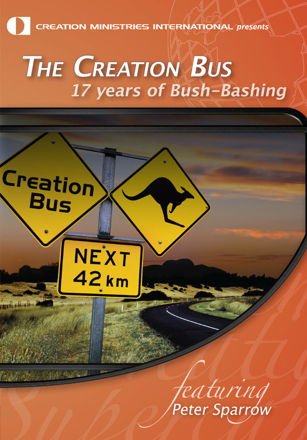 The Creation Bus: 17 Years of Bush-Bashing (Video Download)