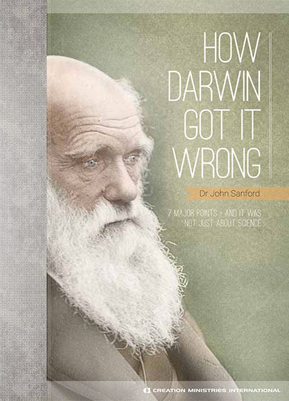 How Darwin Got It Wrong