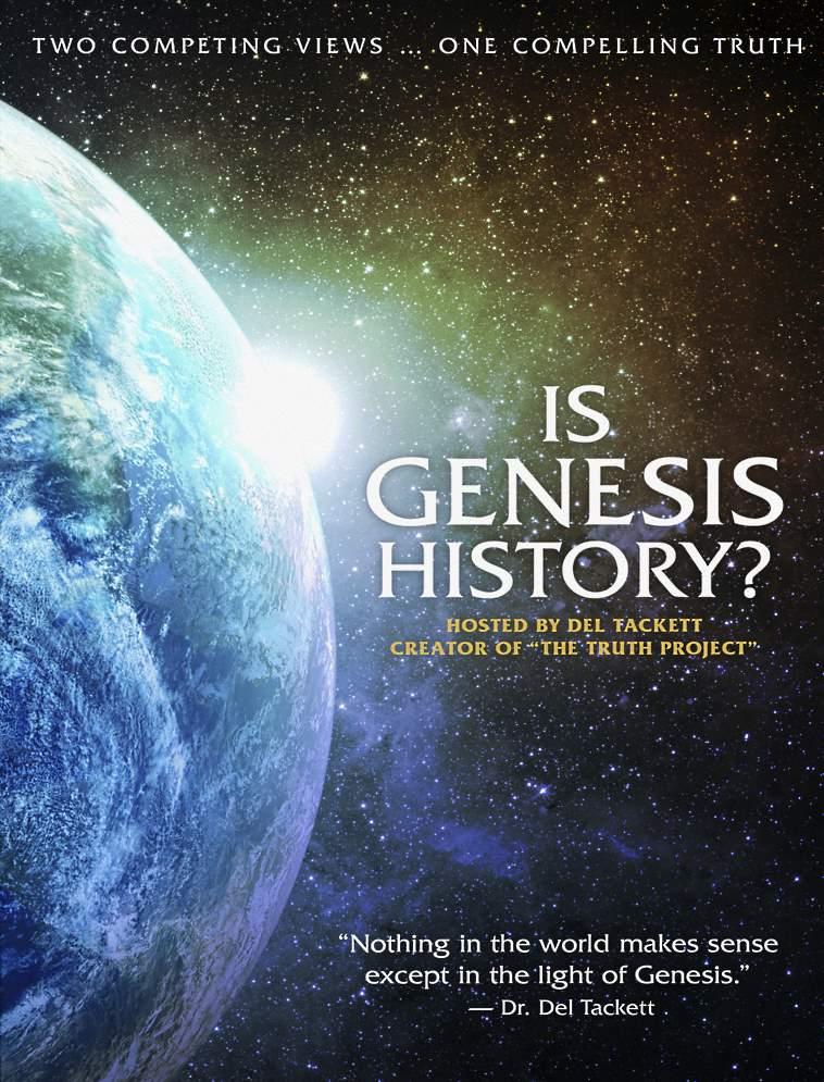 Is Genesis History? SD
