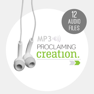 Proclaiming Creation Conferences MP3s