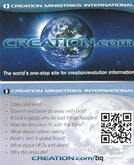 CREATION.com Business Card Pack of 50