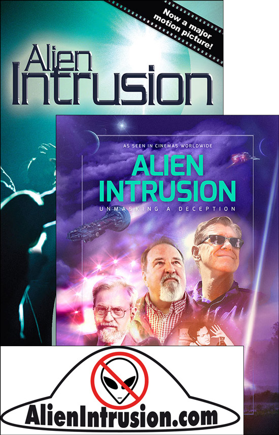 Alien Intrusion Movie pack (DVD)