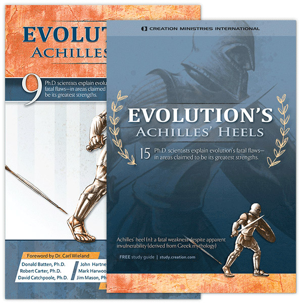 Evolution's Achilles' Heels, book + DVD