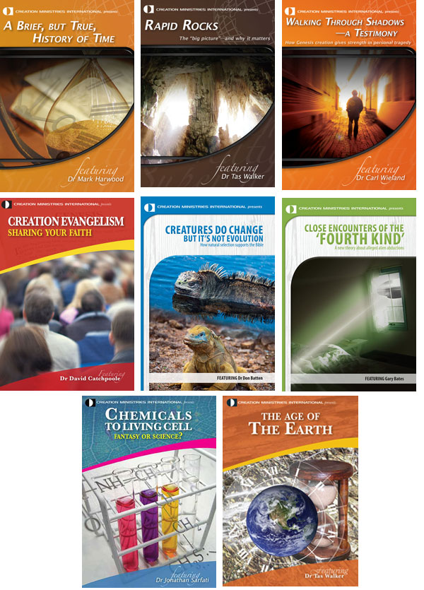 Core Issues, 8 DVDs