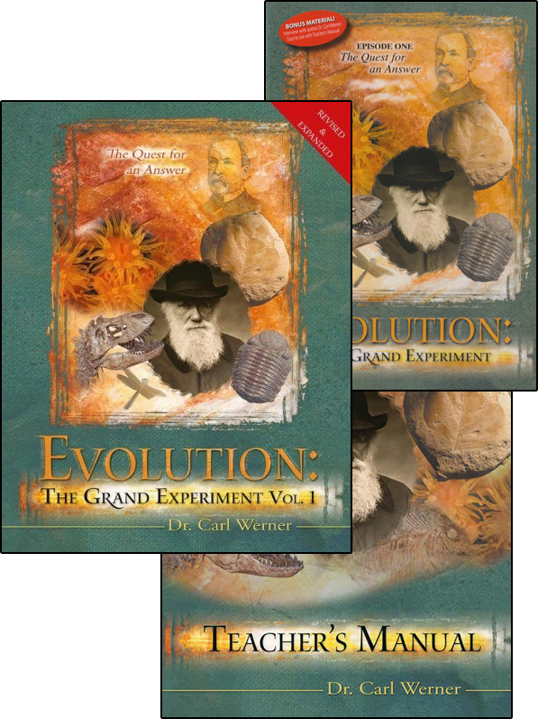 Evolution: The Grand Experiment, Vol 1 pack
