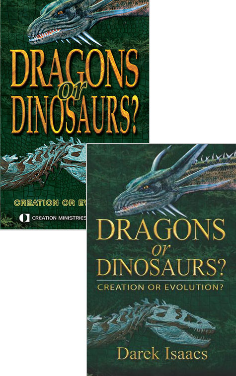 Dragons or Dinosaurs, book & DVD
