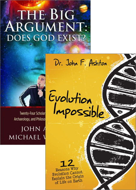 Big Argument + Evolution Impossible