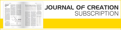 View Journal of Creation Subscription Options